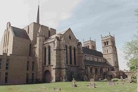 Worksop Priory